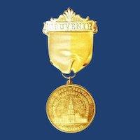 Sesqui-Centennial Souvenir Medal Philadelphia, Pa. 1776-1926