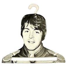 The Beatles Paul McCartney Sgt. Pepper Photograph Clothes Hanger 1968