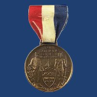 WWI Albany, NY Awarded Service Medal (Name & Rank)