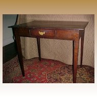 Early Shenandoah Work Table 1800-1820