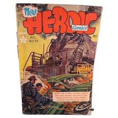 Heroic Comic 1954 #92