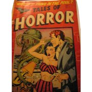 Superior Publishers Limited- Minoan Magazine- 1952  #2 Tales of Horror Magazine