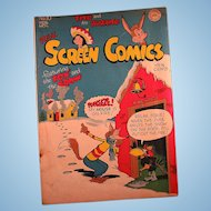 National Comics Publications Inc.- DC Comics Publication- Real Screen Comics Featuring the Fox and the Crow 1947 #10