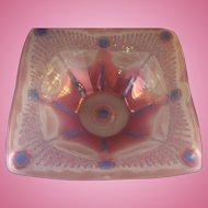 Higgins Art Glass Bowl