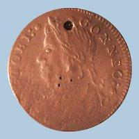 1787 Post Colonial Connecticut Cent