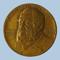 Centennial of the Reaper 1831-1931 Coin