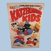 Harvey Comic 1952 #22 KatzenJammer Kids
