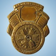 1940' Capt. Midnight's Decoder Badge