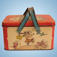 1948 Joe Palooka Lunch Box