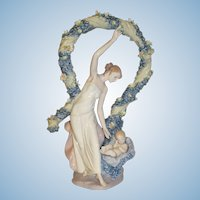 Lladro 6571 Title; Rebirth