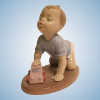 Lladro 6429 Ready To Roll