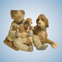 Lladro #5456 New Playmates