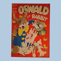 Dell Comic-Oswald the Rabbit #183  1948