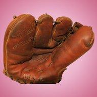 Ted Williams 1950's Baseball Glove
