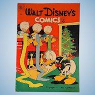 Dell Comic-Walt Disney's Comics-Donald Duck Vol. 11 #4 1951