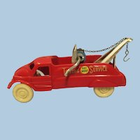Acme Toy 1950's Tow Truck