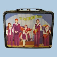 Lunch Box Partridge Family 1971
