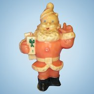 Santa Claus Vintage 1950 Candle