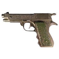 Vintage Hubley forty five Toy Cap Gun