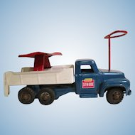 Buddy L 1950's Sit-N-Ride Toy Truck