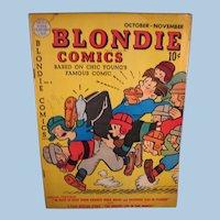 King Features Comic-Blondie Comics 1948 #8