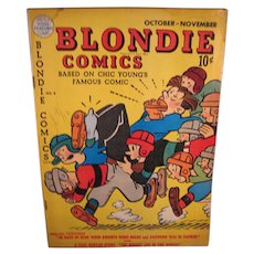 King Features Comic-Blondie Comics 1948 #8