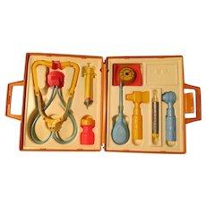Vintage Fisher-Price Toy Medical Kit