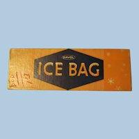 Vintage Ice Bag in original box