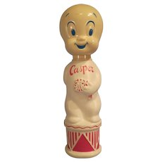 Vintage Casper The Friendly Ghost 1960's Soaky Bath Container
