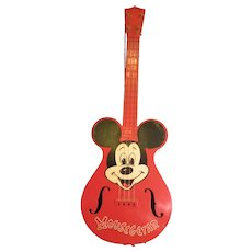 Vintage Mickey Mouse 1950's MouseGetar