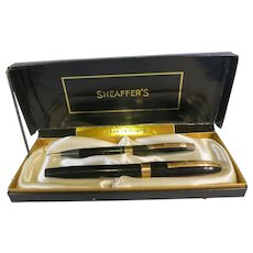 Vintage Sheaffer's 1950's Pen and pencil Set