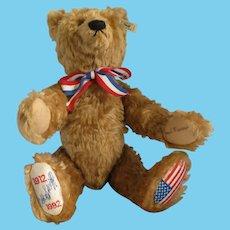 Steiff Otto Teddy Bear # 3763