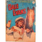 DC comic Dale Evans Vol. 1 #1 1948