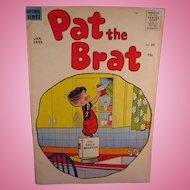 Radio Comics-Archie Series- Pat the Brat 1959 #30