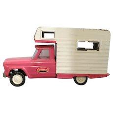 Vintage 1960's Tonka Camper Jeep Gladiator #70