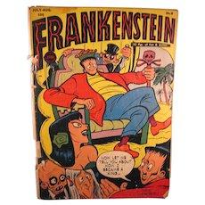 Crestwood Publishing- Frankenstein 1947 #8