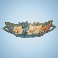 Roseville Pottery Console-Magnolia