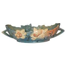 Roseville Pottery Console-Magnolia