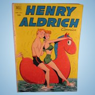 Dell Comics-Henry Aldrich Comics 1952 #12