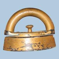 Cast Iron Sad Iron 1800's