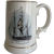 The Chesapeake frigate ship porcelain mug stein from The Tankard Collection by Swank