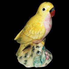 """Stangl  """" Love Bird """"  #3400  Artist signed J.L.E."""