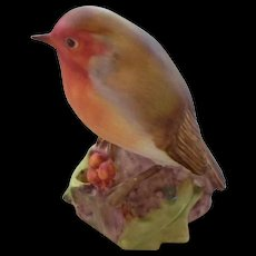 """Royal Worcester """" Robin """" #3197...    perfect"""