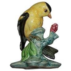 """Stangl  """" Evening Grosbeak """" Bird  #3813  Artist signed  perfect"""
