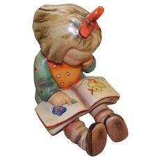 """Hummel  """"Bookworm""""   TMK 3   #8  4.5""""    Perfect"""