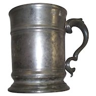 Antique English Pewter Jug