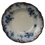 "Antique Ridgways "" Chiswick "" Dinner Plates & Soup Bowls  ca. 1897"