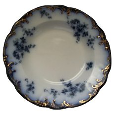 """Antique Ridgways """" Chiswick """" Dinner Plates & Soup Bowls  ca. 1897"""