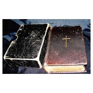 "Antique Book ""Psalmebog""   Psalms    1900"