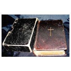 "Antique Book ""Psalmebog""   Psalms    1900"